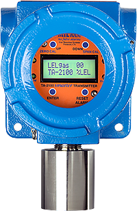 Hydrogen Sulfide H2S Gas Detector featuring no false alarms electrochemical sensor technology